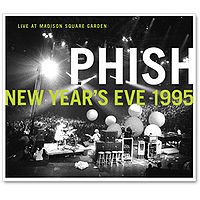 New Year's Eve 1995 - Live at Madison Square Garden