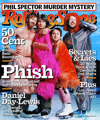 Cover of the Rolling Stone