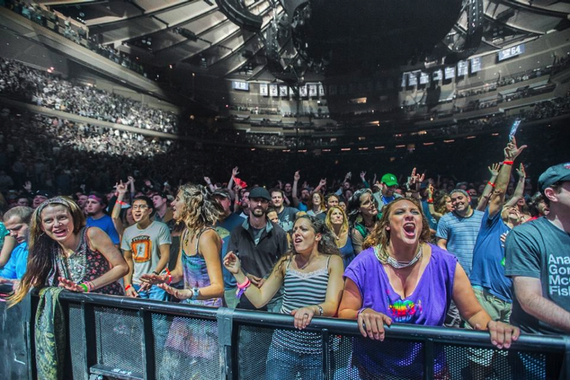 Photo by Dave Vann � Phish 2013